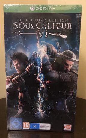 Soul Calibur VI 6 Collectors Edition Xbox One igac