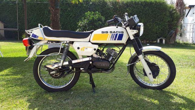Motorizada sachs motozak v5
