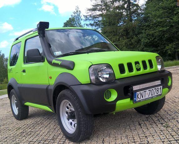 Suzuki jimny 1,3 4x4 odrestaurowany,zdrowy