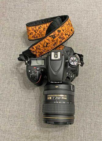 Aparat Body Nikon D750 + obiektyw Nikkor 24-120mm WROCŁAW