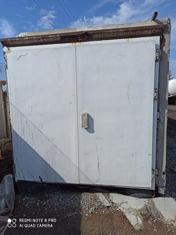 Морозильная камера,контейнер,холодильник,рефрижератор.Агрега Fal 056/7