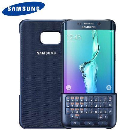 etui i klawiatura Samsung Galaxy S6 Edge plus,oryginał Keyboard Cover