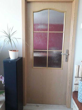 Drzwi wewnętrzne szer.80
