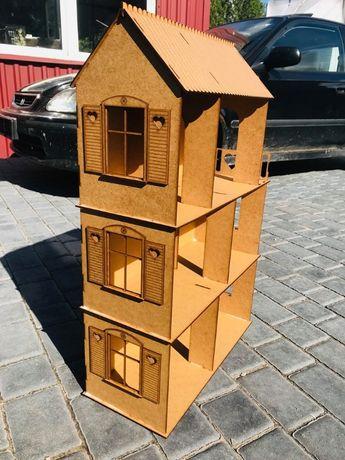Domek dla lalek lol suprise Drewniany duży zamówienie