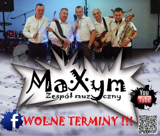 < Zespół MaXym na Twoją impreze-kapela na wesele > < Wolne terminy >