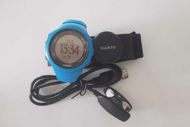 Relógio Suunto Ambit 3 Sport + Banda HR