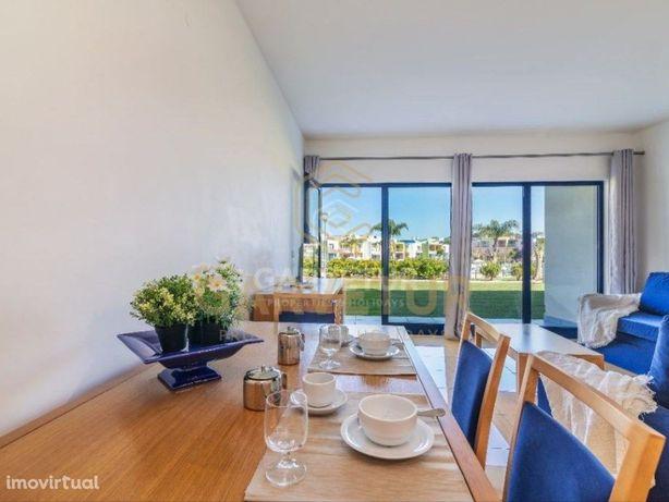 Apartamento T0 com vista jardim e piscina, Marina de Albu...