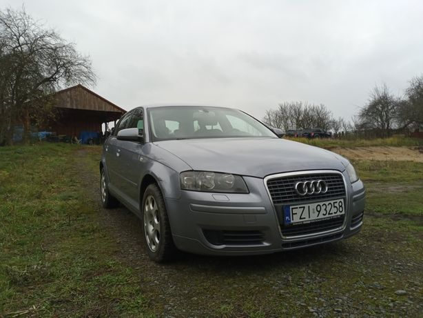 Audi A3 S Line 1.6 Benzyna