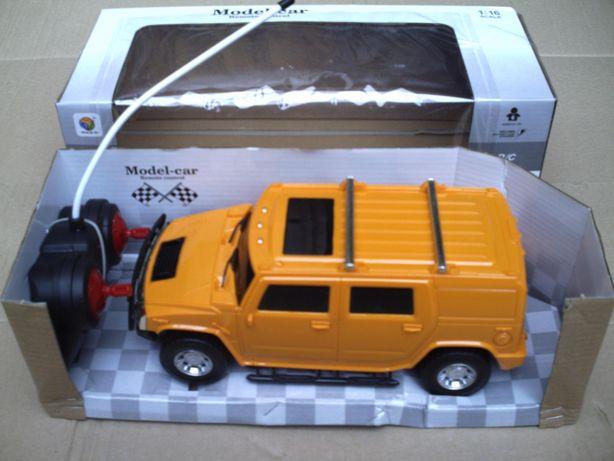 samochód zdalnie sterowany zabawka Hammer 1:16 nowy prezent zabawa