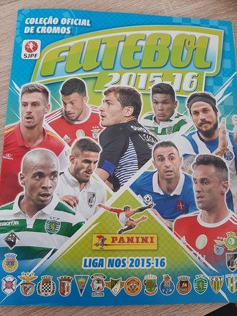 Cromos Futebol 2015/2016 Panini