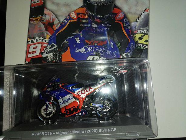 KTM RC16 Miguel Oliviera GP Styria 2020