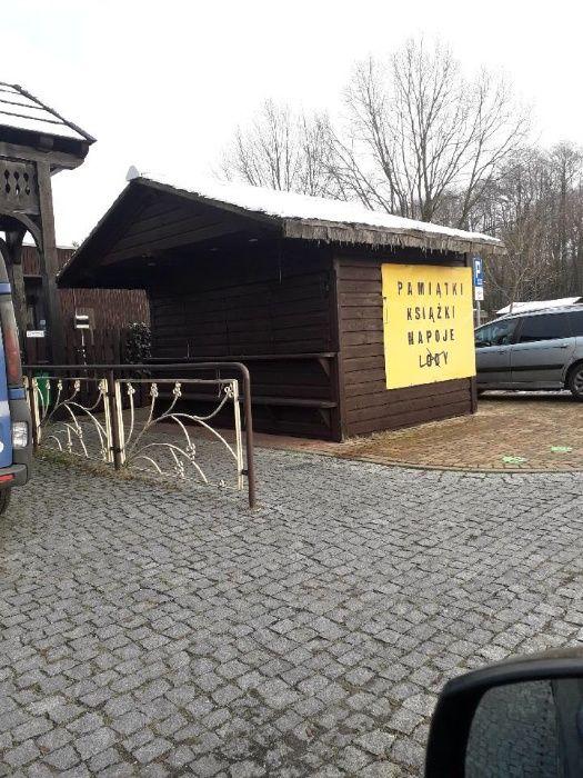 Drewniany kiosk handlowy Tomaszów Mazowiecki - image 1