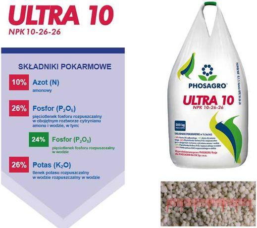 Ultra 10  10 26 26 Phosagro /Saletrzak / Mocznik / Saletra/Saletrosan