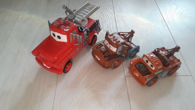 Disney Pixar Cars - zestaw 3 aut