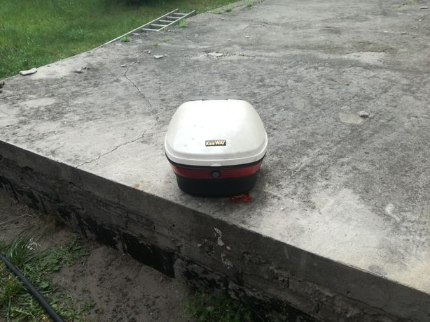 Kufer do skutera