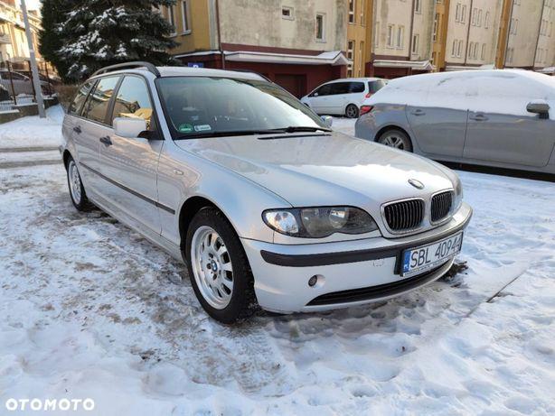 BMW Seria 3 E46 Touring 318i