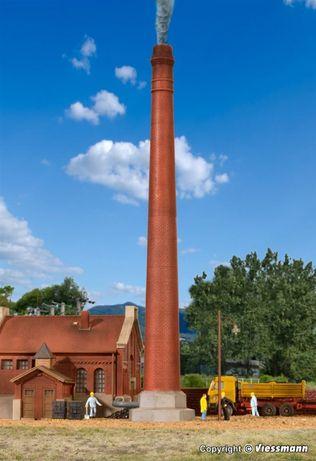 Kibri 38633 H0 Komin fabryczny wys. 29 cm