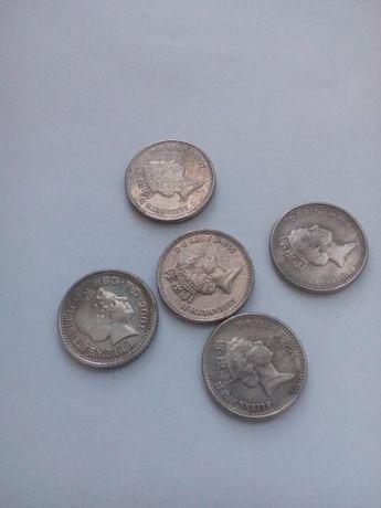 Elizabeth 5, 1990, 1991,1992,1997,2001.(продаю)