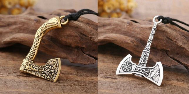pendentes machado viking