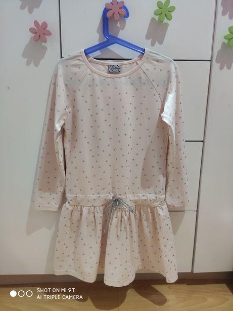Śliczna sukienka Lily Grey rozmiar 134