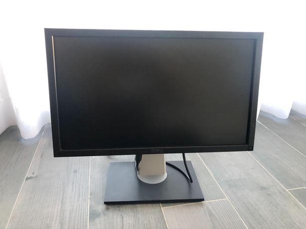 Monitor Dell - faz horizontal e vertical - top