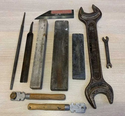Ручной металлический инструмент СССР