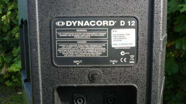 Dynacord D 12 kolumna głośnikowa