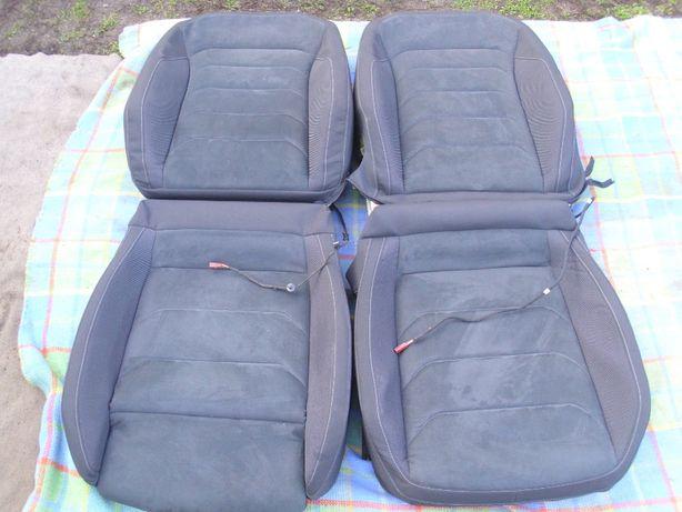 Obicia,fotele VW Tiguan 2