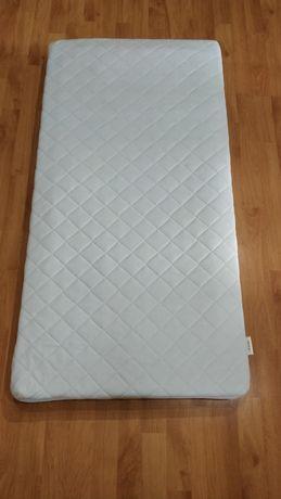 Materac 120x60 Ikea Vyssa dzieciecy