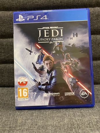 Gra PS4 Star Wars Jedi Upadły Zakon Playstation 4