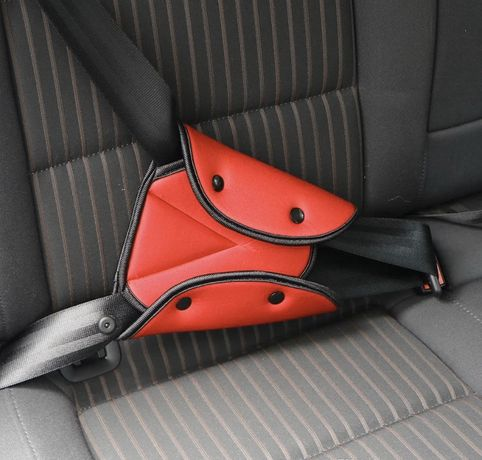 Фиксатор ремня безопасности адаптер авто бустер