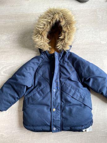 Kurteczka zimowa Zara