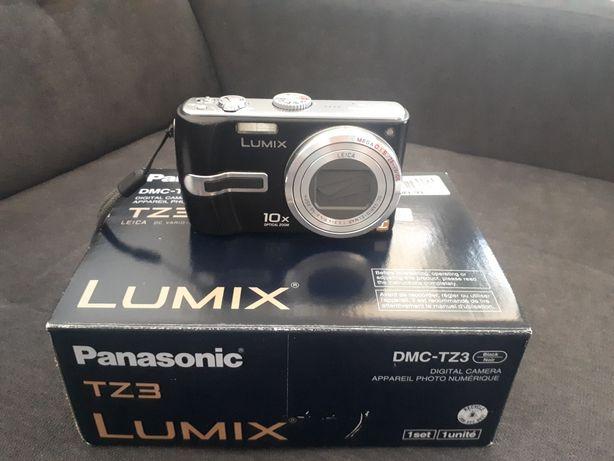 Aparat Panasonic Lumix DMC-TZ3Data