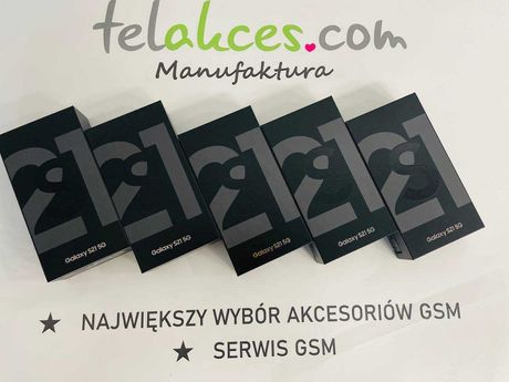 SAMSUNG GALAXY S21 5G GRAY/WHITE   Sklep Manufaktura cena:2899zł