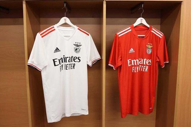 Nova Camisola Benfica