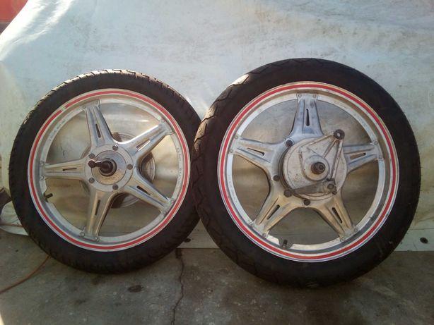 rodas de uma XF à venda