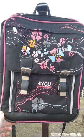 Ранец 4 You Германия школьный рюкзак подростковый вместительный школы