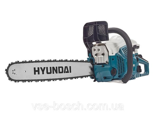 Продам бензопилу HYUNDAI x560 новую