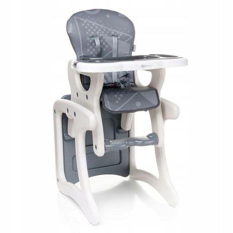 4BABY krzesełko do karmienia 2w1 stolik+krzesełko