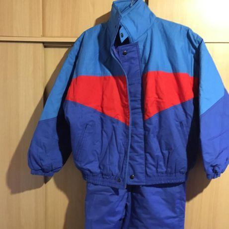 Nowy strój narciarski lata 90-te młodzieżowy 152 cm