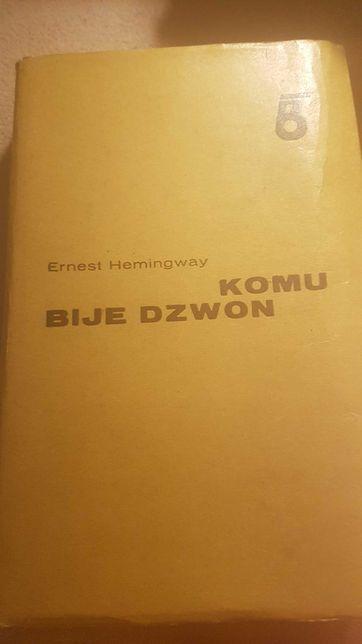 Komu bije dzwon Hemingway