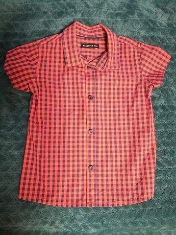 Bluzka Koszula dziecięca z krótkim rękawem Reserved