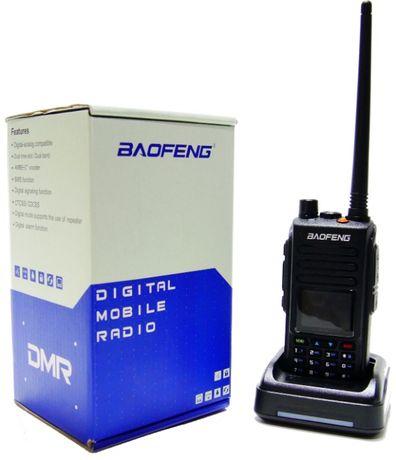 Radiotelefon STRAŻACKI DMR Radio STRAŻ + Akcesoria + Programowanie