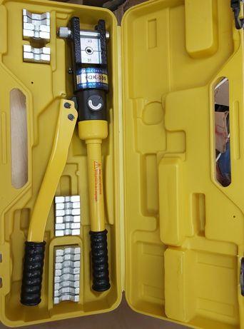Гидравлический пресс (16-300кв)  для опрессовки наконечников