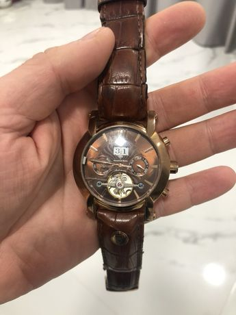 Часы Daymond Rene б у позолота
