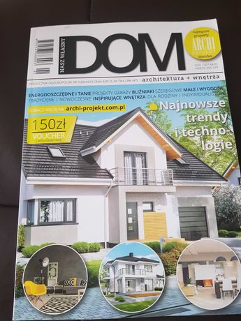 Katalog projekty domów 2019