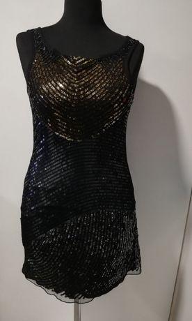Sukienka Vero Moda Rozmiar M / Czarna