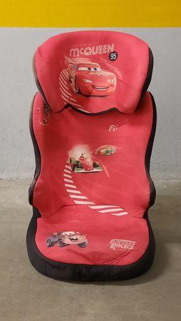 """Cadeira auto Criança """"Faisca Mcqueen"""""""