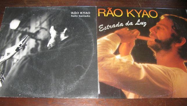 Rão Kyao - Fado Bailado + Estrada da Luz LP Bom estado