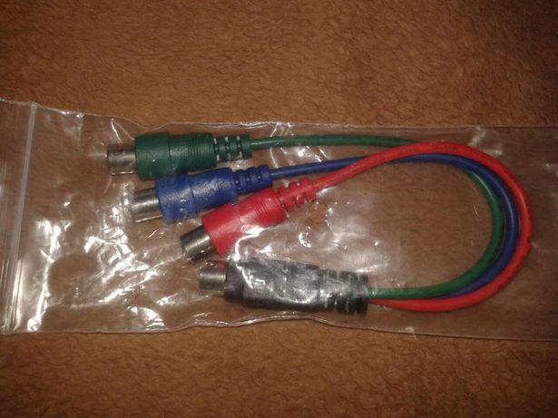 Продам Переходник 7 pin S-Video - RGB TV